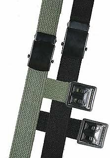 5ive Star Gear Web Belts with Open Face Buckle