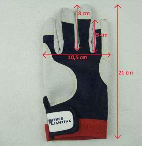 4 Paar BluePort Segelhandschuhe AMARA PRO Gr 8 M Rigginghandschuhe Handschuhe