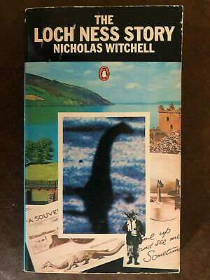 Nicholas Witchell The Loch Ness Story 1975 Monster Scotland Lots Of Photos Ebay