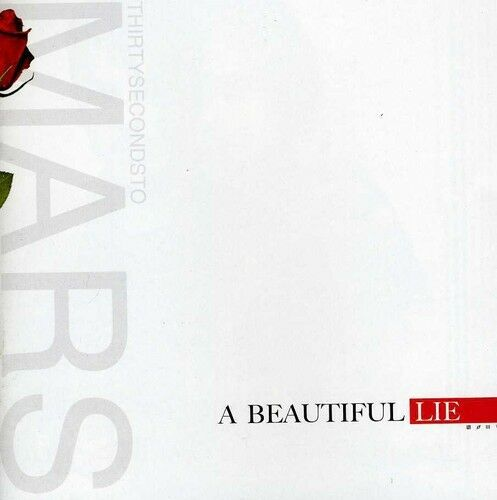 1 of 1 - 30 Seconds to Mars - Beautiful Lie [New CD]