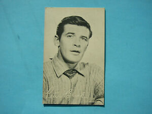 1947-66-TELEVISION-amp-ACTORS-EXHIBIT-CARD-PHOTO-PETER-BRECK-SHARP-EXHIBITS