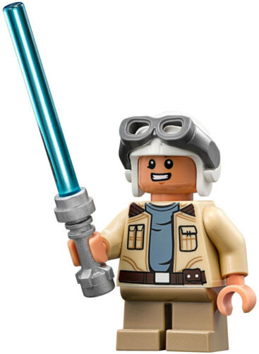 LEGO STAR WARS Rowan MINIFIG new from Lego set #75185 Brand New
