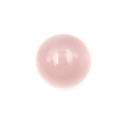 Healing/'Crystals Naturals Pink Rose Quartz Gemstone Balls Divination Sphere 20mm