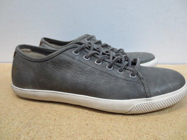 Men's Frye Chambers Low Charcoal Sneaker Casual Fashion Tennis Tennis Fashion Shoe  Size 8.5 8ea685
