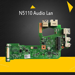 Details about For Dell Inspiron N5110 Audio Lan Usb IO Wlan Board DQ15  55 4IE02 061G Genuine