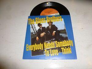 THE-BLUES-BROTHERS-Everybody-needs-somebody-1980-UK-7-034-Vinyl-Single