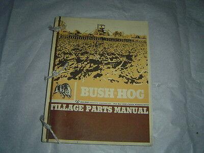 Bush Hog Bushhog Tillage V Plows Gang Chisel Plows Parts