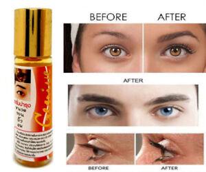 62a5902e988 10 ml GENIVE Beard Facial Hair Growth Serum Eyebrow Eyelash Longer ...