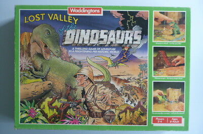 Waddingtons Lost Valley of The Dinosaurs 1985 Spares Replacement Parts