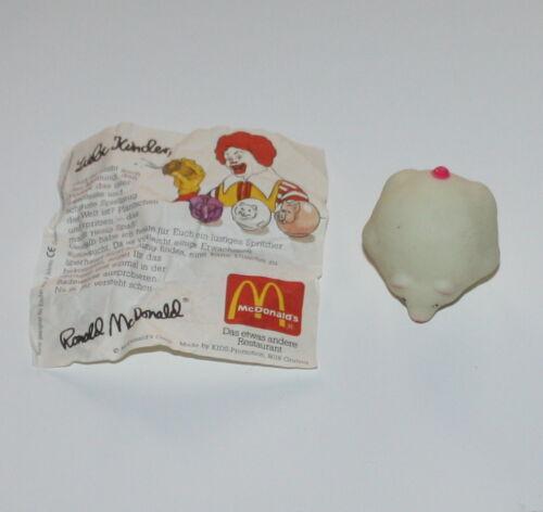 McDonald/'s MC DONALD/'S HAPPY MEAL Liebe Kinder spruzzino Orso bianco