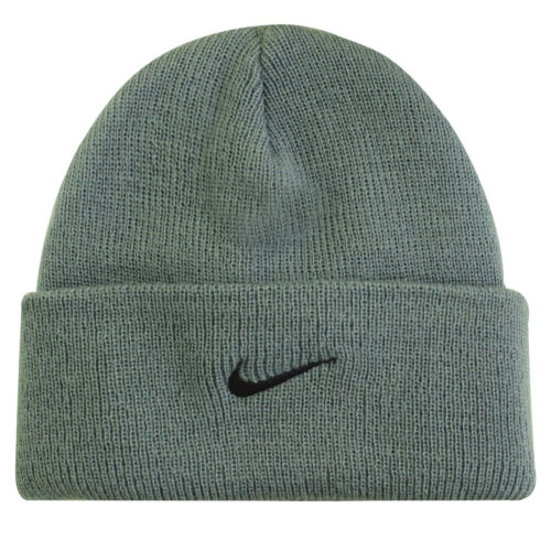 Nike Childrens Toddler Boys Girls Fitted Beanie Hat Blue 565320 416 Y31A