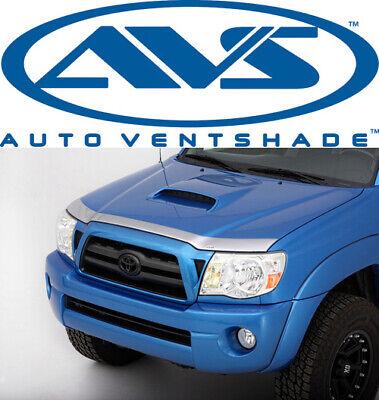 Auto Ventshade 622034 Aeroskin Chrome Hood Protector Fits 05-11 Tacoma