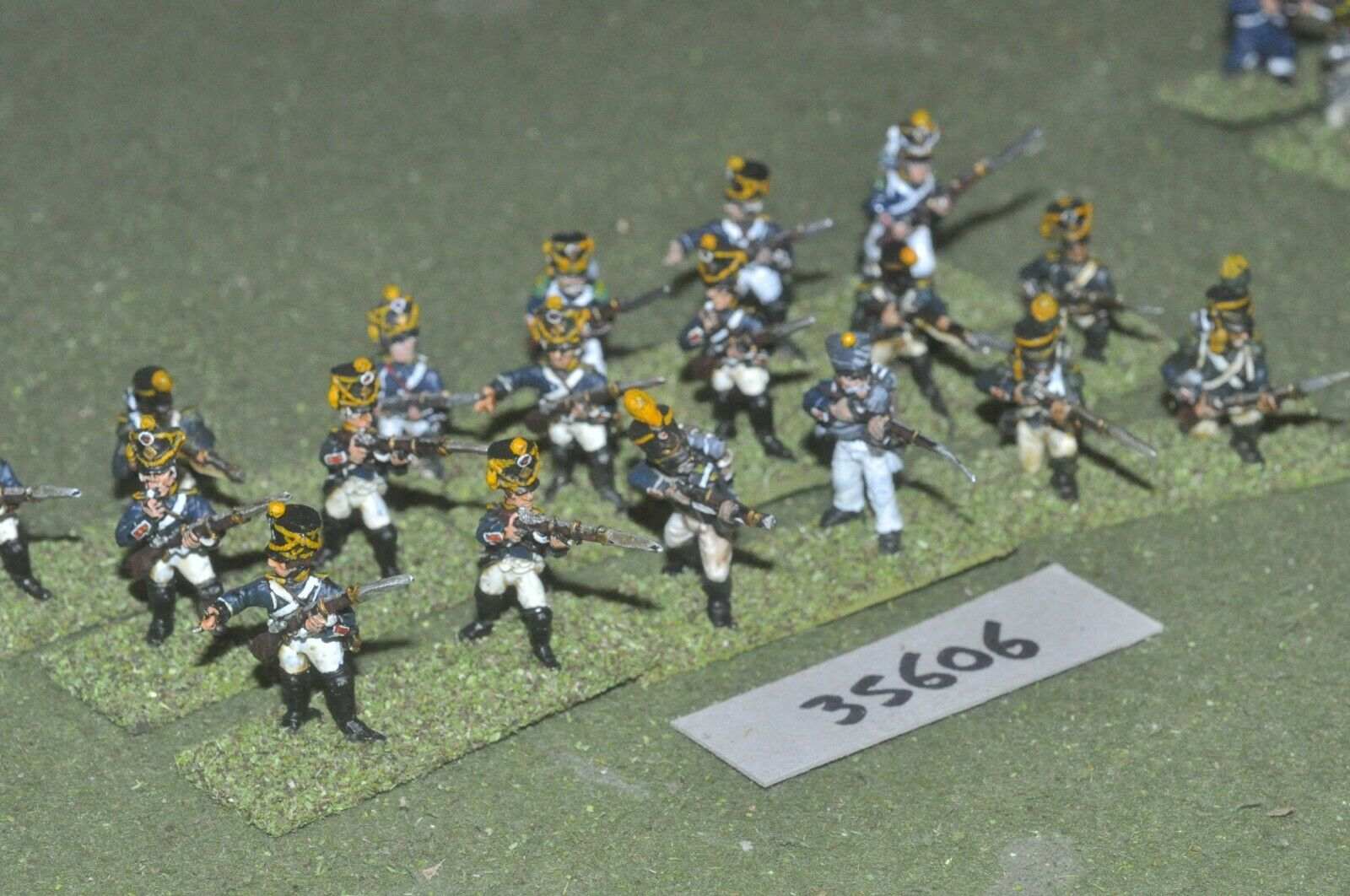 bajo precio del 40% 25mm napoleónicas francés-Skirmishers 18 18 18 figuras-INF (35606)  Todo en alta calidad y bajo precio.