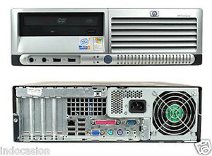 PC-CORE-2-DUO-2-13-Ghz-HP-DC7700SFF-160Gb-HDD-2Gb-RAM-DVD-USB-SOBREMESA