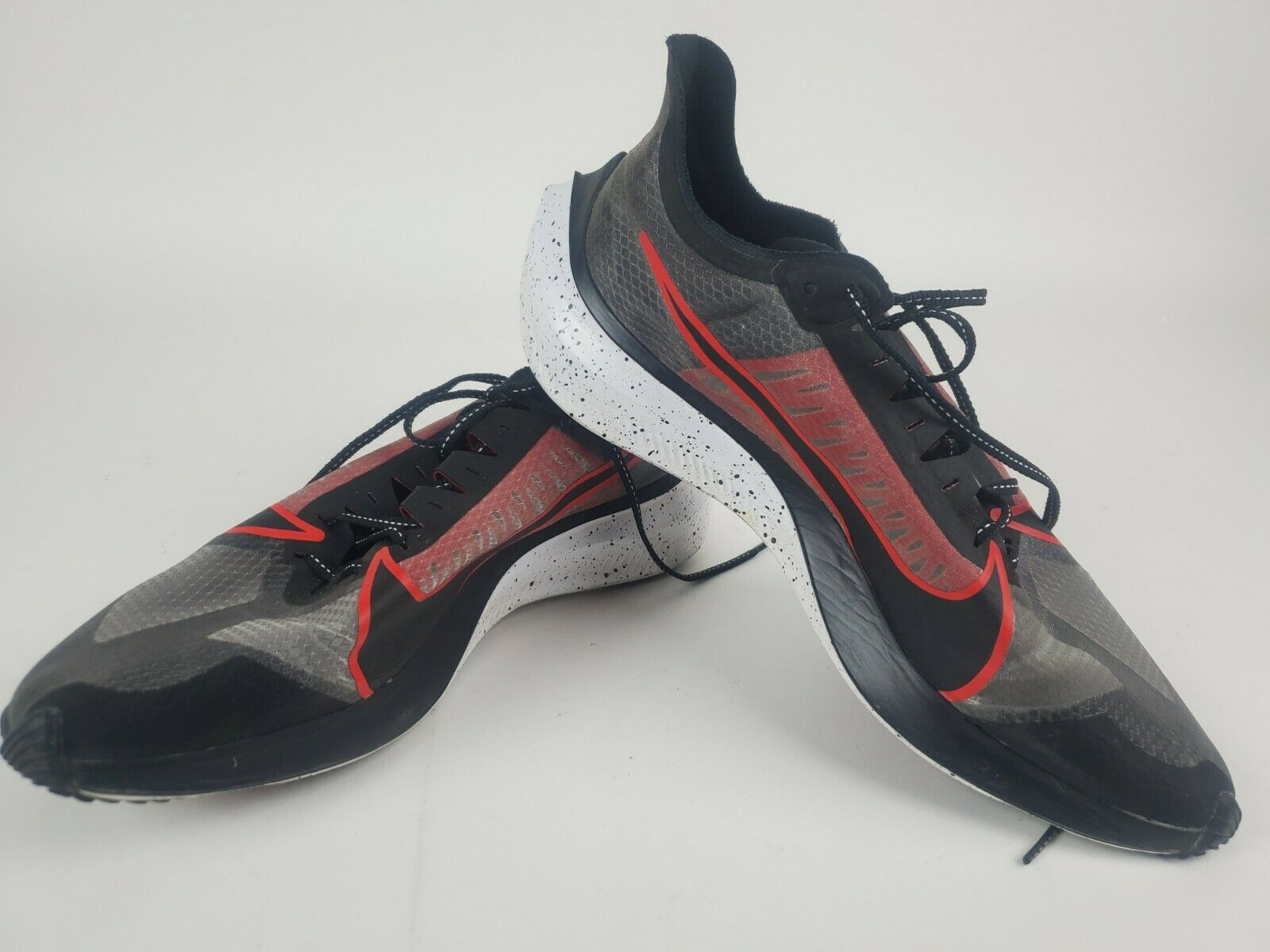 Nike Zoom Gravity Men's Running Shoe, Size 10.5 - Black ...