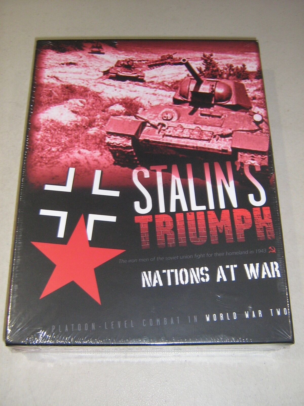 El triunfo de Stalin (nuevo)