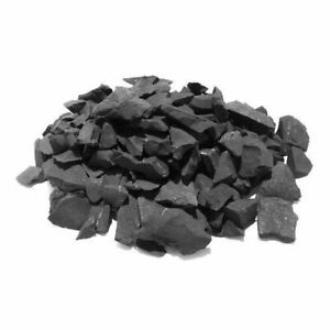 Details about Regular Type III Shungite Stones Set Shungite Powder  Grounding Healing Stone