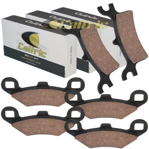 Brake Pads POLARIS TRAIL BOSS 350 L 2X4 4X4 1991 1992 1993 Front Rear Brakes