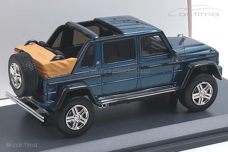 Mercedes-Maybach G650 - blue - Schuco Schuco Schuco 1 43 - 450900400 96b7aa