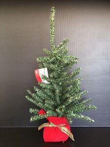 Ashland Christmas Trees.Details About Ashland Green Mini Christmas Tree 16 Table Top Decor New