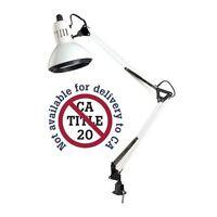 Alvin Swing-Arm Lamp White-G2540-D NEW