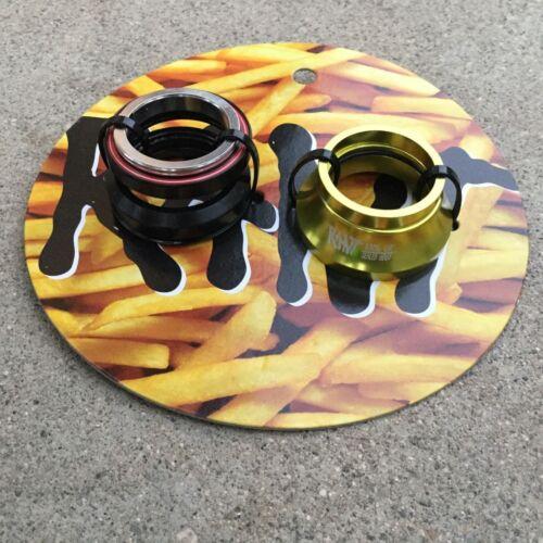 RANT BANG UR INTEGRATED HEADSET 1 1//8 BMX BIKE HEADSETS SHADOW SUBROSA