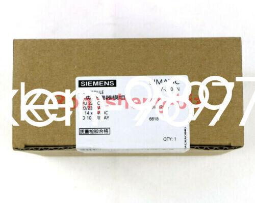 Um Siemens 224CPU 6ES7 214-1BD23-0XB8,6ES7214-1BD23-0XB8 Novo Na Caixa