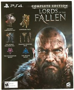 Lords of the fallen: complete edition coming to ps4 and xb1.