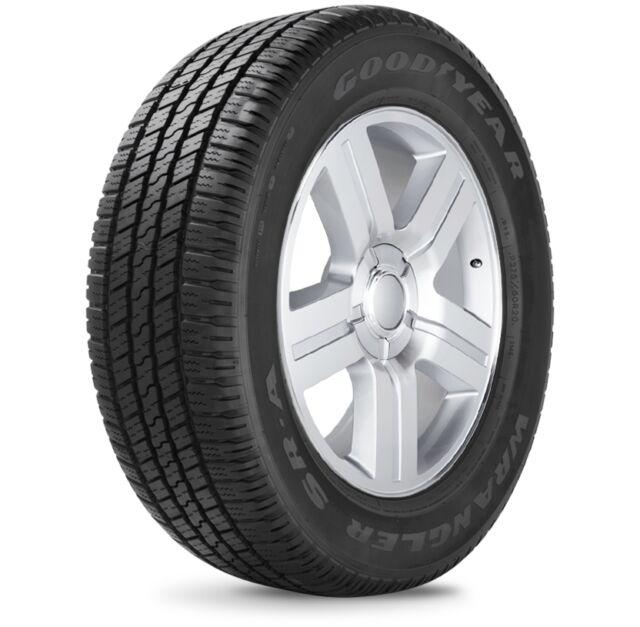 P275 65r18 Tires >> 2 Goodyear Wrangler Sr A P275 65r18 114t Owl Performance Tires For