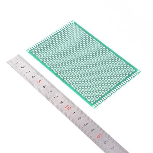 8x12cm Single Side Protoboard Circuit Tinned DIY Prototype PCB Board STCYN