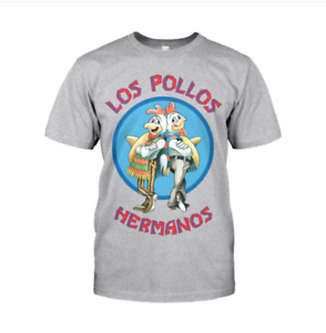 Los-Pollos-Hermanos-Adults-T-Shirt-Breaking-Bad-Inspired-Tee-Top