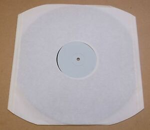"THE AUTEURS Showgirl UK white label vinyl 12"" test pressing UNPLAYED Luke Haines"