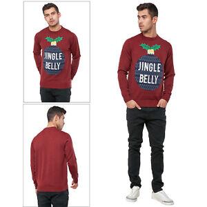 Seasons-Greetings-Adults-Jingle-Belly-Christmas-Jumper-Novelty-Festive-Sweater