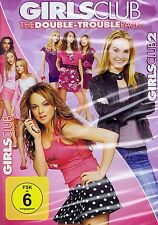 DOPPEL-DVD - Girls Club - The Double-Trouble Pack - Girls Club / Girls Club 2