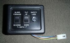 *NEW* RV/Camper/Trailer Remote Sofa Switching System with Safety Lock ADVTG #39