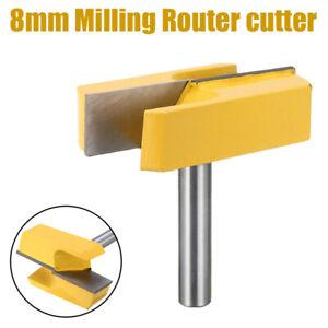 8mm Schaft Oberfräse Finger Joint Kleber Router Bit Für Holzbearbeitung Fräsen
