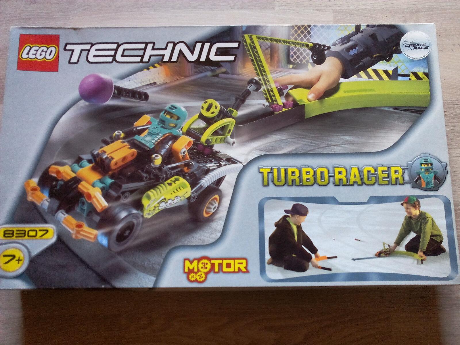 Lego Technic Technik 8307 Turbo Racer   NEU & OVP - RARITÄT
