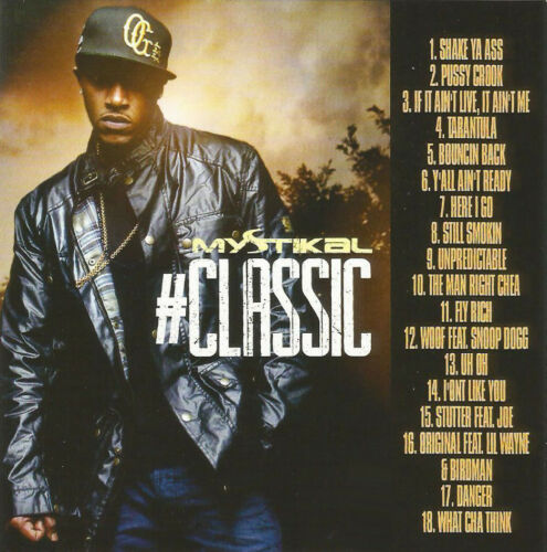 Best Of Mystikal #Classic DJ Compilation Mix CD