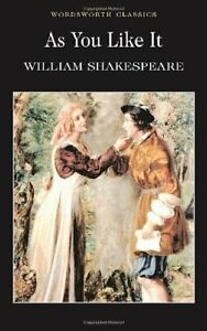 As-You-Like-It-Wordsworth-Classics-William-Shakespeare-Cedric-Watts-Dr-Keit
