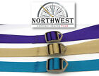2 Nylon Web Compression-Strap Lashing Strap Made in the USA~Many Sizes & Colors