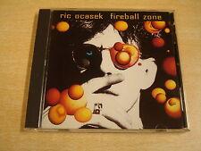 CD / RIC OCASEK - FIREBALL ZONE
