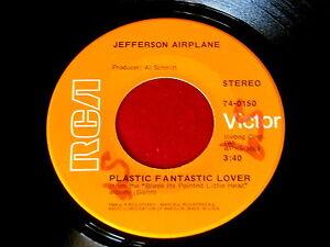 Jefferson Airplane – Plastic Fantastic Lover Lyrics ...