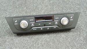 Audi A6 S6 0.1oz A7 S7 0.1oz Air Conditioning Control Unit 0.1oz0820043 At