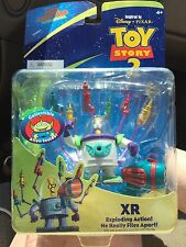 Toy Story 2 XR From Buzz Lightyear Star Command Exploding Action