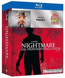 Nightmare-dal-Profondo-della-Notte-Portachiavi-Funko-Blu-Ray-Nuovo