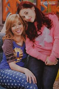 ARIANA-GRANDE-amp-JENNETTE-MCCURDY-A3-Poster-42-x-28-cm-Sam-amp-Cat-Clippings
