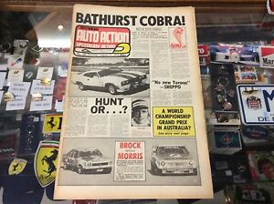 VINTAGE-AUTO-ACTION-NEWSPAPER-THURSDAY-AUGUST-17-1978