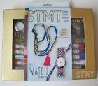 STMT DIY Watch Bracelet Jewlery Making Craft Art Activity Kit Gift NIB NEW