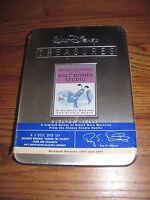 Walt Disney Treasures:W.D Studio) Behind the Scenes) DVD Sealed Collectors Tin