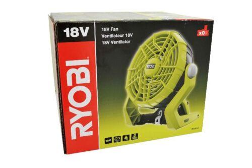 senza batteria Ryobi r18f-0 BATTERIA-Ventilatore zero versione